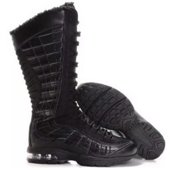 Nike Air Max 95 Venti Zen Bottes Noires